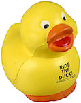 Rubber Duck Stress Balls